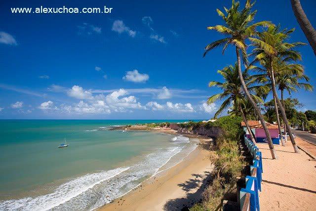 Praia de Tabatinga Rn