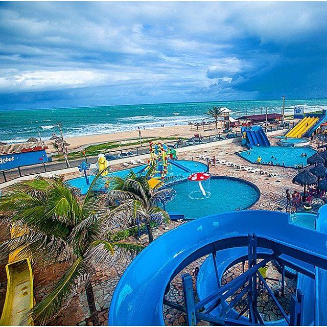 big blue parque