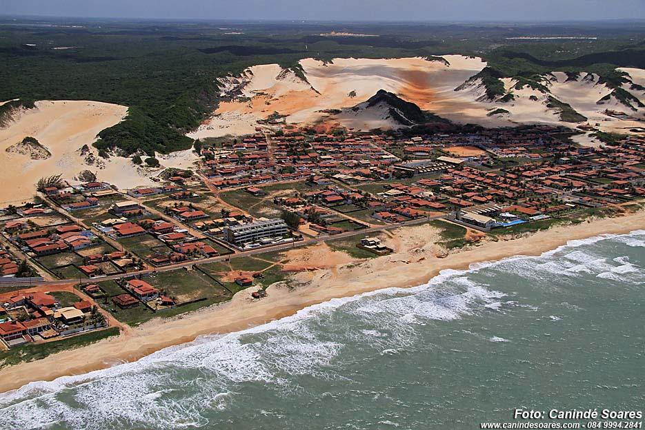Praia de Búzios Natal