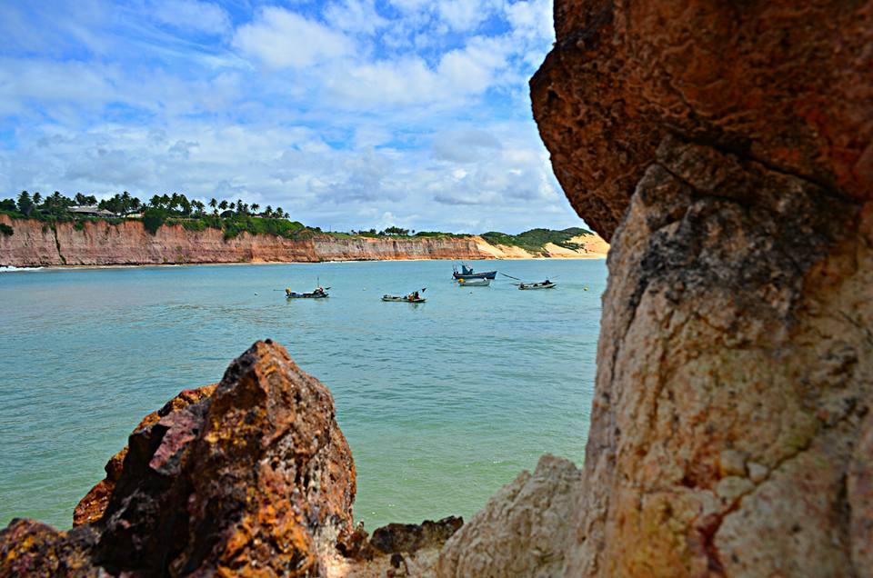 Praia de Tabatinga Natal